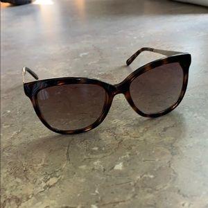 In new condition banana republic sunglasses.